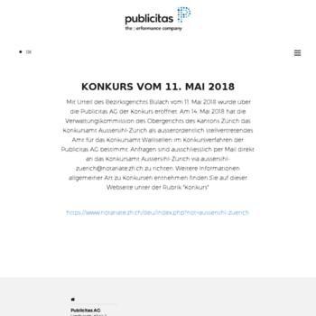 Publicitas.ch thumbnail