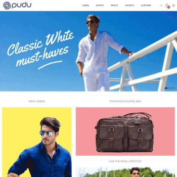 pudulifestyle com at WI  Shop Pudu Lifestyle - Living La