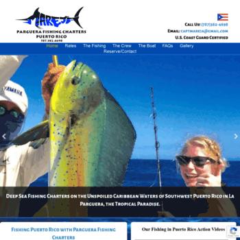Puertoricofishingcharters.com thumbnail