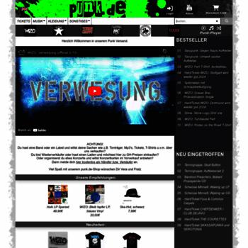 Punk.de thumbnail