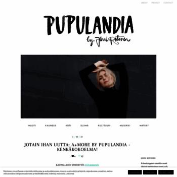 Pupulandia.fi thumbnail