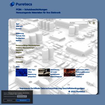 Puretecs.de thumbnail