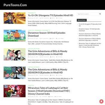 Puretoons.co thumbnail