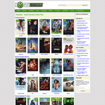 putlockersfree org at WI  Putlocker - Watch Movies Online Free