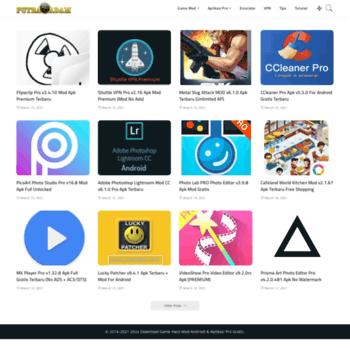 putraadam com at WI  Putraadam com | Situs Download Game Mod