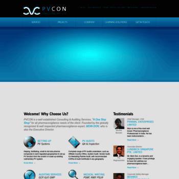 Pvcon.in thumbnail