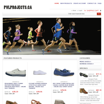 Pvlprojects.ca thumbnail