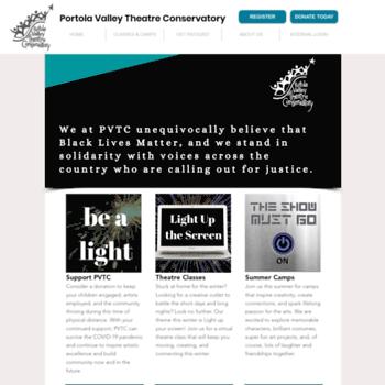 Pvtc-ca.org thumbnail