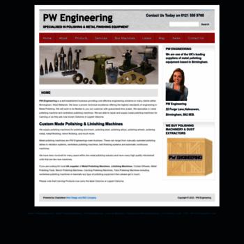 Pw-engineering.co.uk thumbnail
