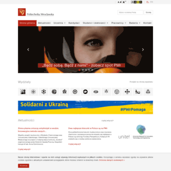 Pwr.edu.pl thumbnail