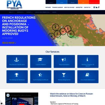 Pya.org thumbnail
