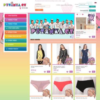 Pyzamka.cz thumbnail