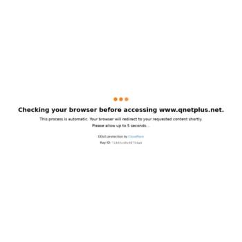 Qnetplus.net thumbnail