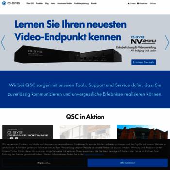 Qsc.de thumbnail