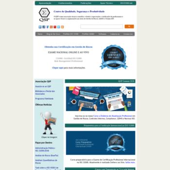 Qsp.org.br thumbnail