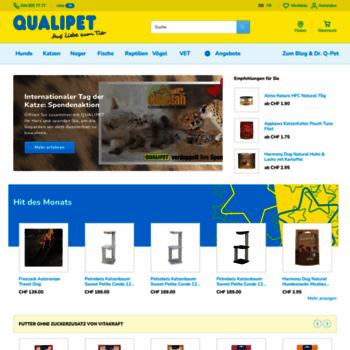 Qualipet.ch thumbnail