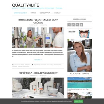 Quality4life.pl thumbnail