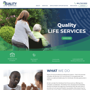 Qualitylifeservices.org thumbnail