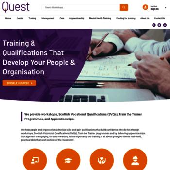 Questscotland.co.uk thumbnail