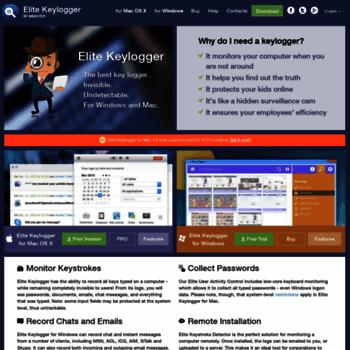 quick-keylogger com at WI  Download Keylogger for Mac
