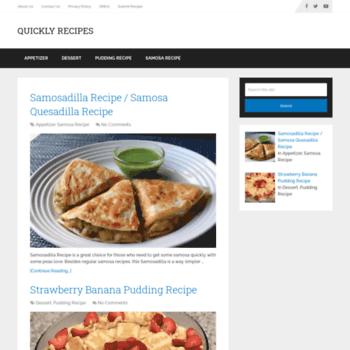 Quicklyrecipes.com thumbnail