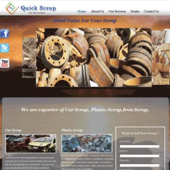 Quickscrap.in thumbnail