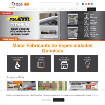 Quimatic.com.br thumbnail