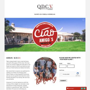 Quintadacebolavermelha.com thumbnail