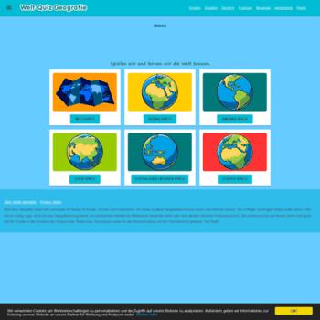 Quiz-geographie.de thumbnail