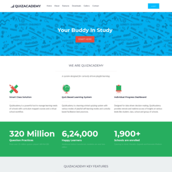 quizacademy org at WI  QuizAcademy | Your Buddy In Study