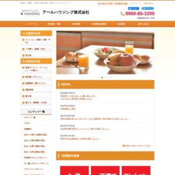 R-housing.co.jp thumbnail