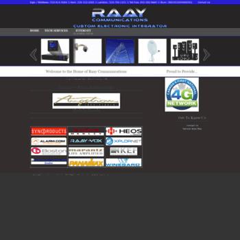 Raay.ca thumbnail
