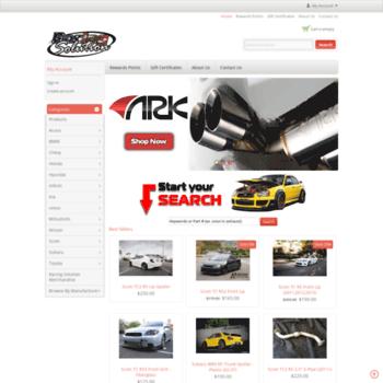 Racingsolution.com thumbnail