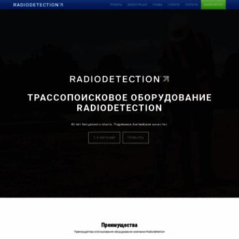 Radiodetection.ru thumbnail