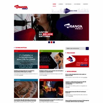Radioipiranga.com.br thumbnail