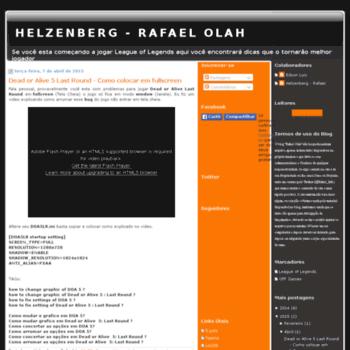 Rafael-olah.info thumbnail