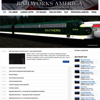 railworksamerica com at WI  Railworks America - Railworks America