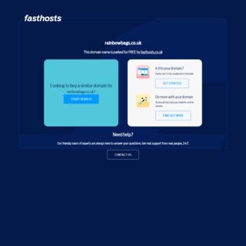 Rainbowbags.co.uk thumbnail