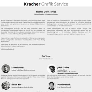 Rainerkracher.de thumbnail