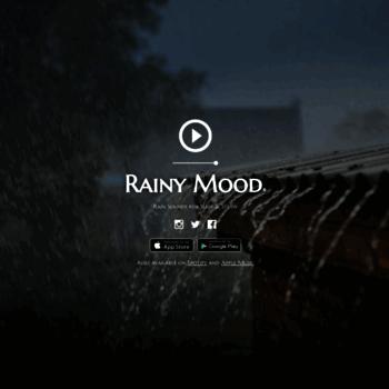 Rainymood.com thumbnail