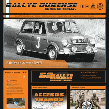 Rallyeourense.es thumbnail