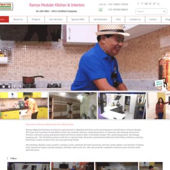 Ramyamodularkitchen Com At Wi Welcome To Ramya Modular Kitchen
