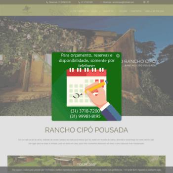 Ranchocipo.com.br thumbnail