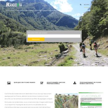 Randovia.fr thumbnail