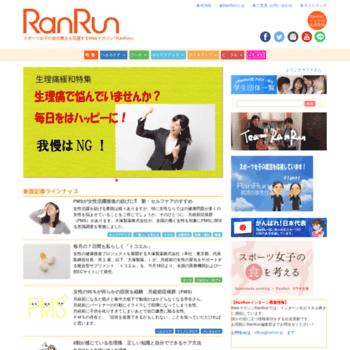 Ranrun.jp thumbnail