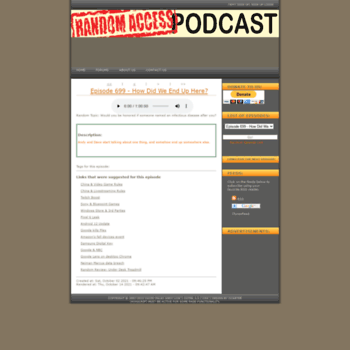 Rapodcast.net thumbnail