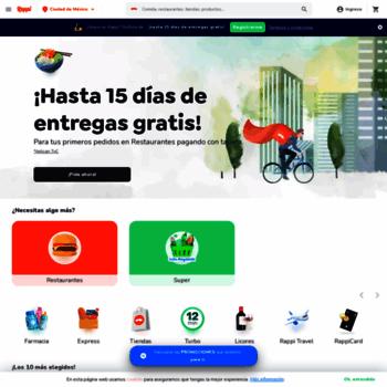 Rappi.com.mx thumbnail