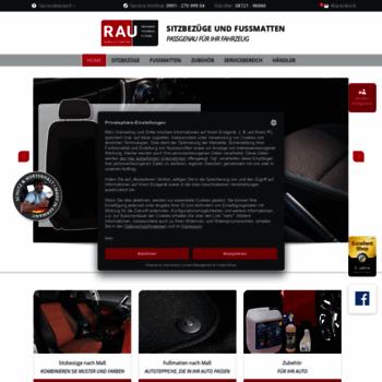 Rau-onlineshop.de thumbnail