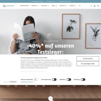Ravensberger-matratzen.de thumbnail
