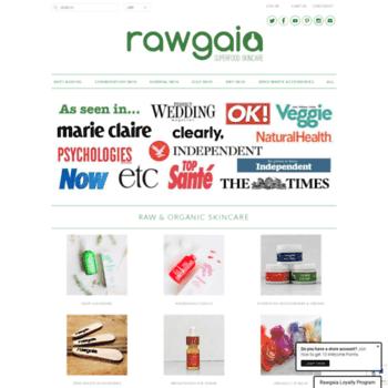 Rawgaia.com thumbnail